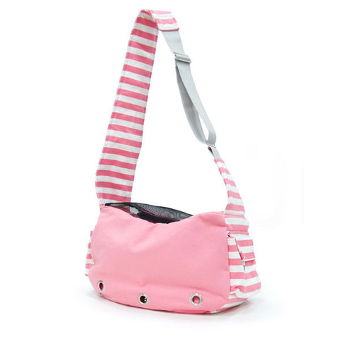 Dogo Soft Sling Dog Bag - Pink