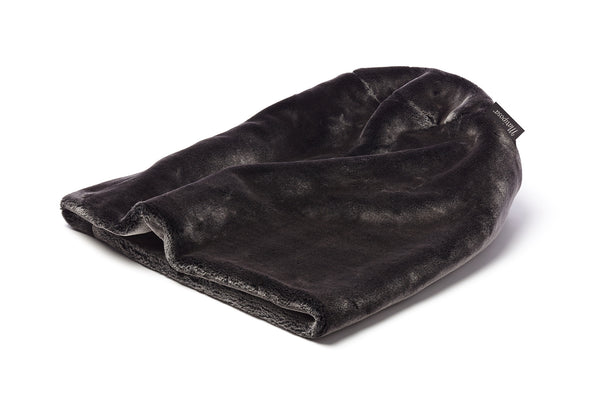 Mariposa Taza Pet Bed - Silver