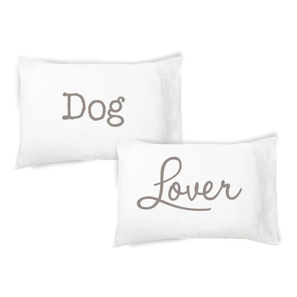 Dog Lover Pillowcase Set of 2