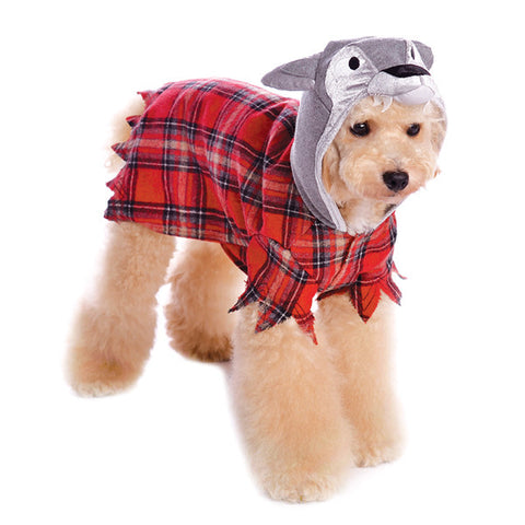 Werewolf Dog Halloween Costume - Extra Large (Outlet Sale Item)