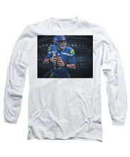 "Load image into Gallery viewer, ""Just Breathe"" - Long Sleeve T-Shirt"