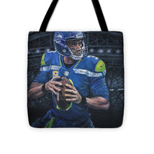 "Load image into Gallery viewer, ""Just Breathe"" - Tote Bag"