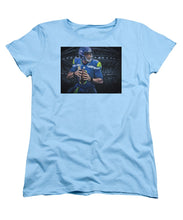 "Load image into Gallery viewer, ""Just Breathe"" - Women's T-Shirt (Standard Fit)"