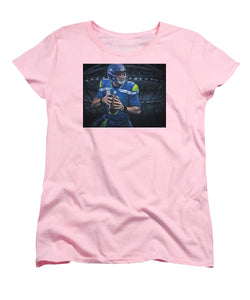 """Just Breathe"" - Women's T-Shirt (Standard Fit)"