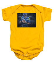 "Load image into Gallery viewer, ""Just Breathe"" - Baby Onesie"