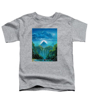 "Load image into Gallery viewer, ""The Fortunate Outcast"" - Toddler T-Shirt"