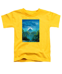 """The Fortunate Outcast"" - Toddler T-Shirt"