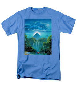 """The Fortunate Outcast"" - Men's T-Shirt  (Regular Fit)"