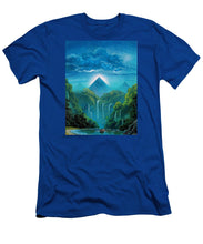 "Load image into Gallery viewer, ""The Fortunate Outcast"" - Men's T-Shirt (Athletic Fit)"