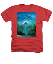 "Load image into Gallery viewer, ""The Fortunate Outcast"" - Heathers T-Shirt"