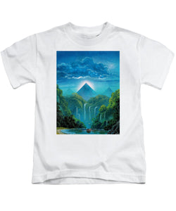 """The Fortunate Outcast"" - Kids T-Shirt"