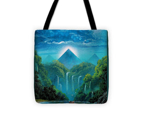 """The Fortunate Outcast"" - Tote Bag"