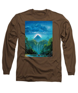 """The Fortunate Outcast"" - Long Sleeve T-Shirt"
