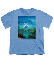 "Load image into Gallery viewer, ""The Fortunate Outcast"" - Youth T-Shirt"