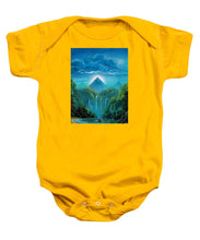 "Load image into Gallery viewer, ""The Fortunate Outcast"" - Baby Onesie"