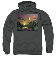 "Load image into Gallery viewer, The Art Surgeon's ""The Mating Ritual""- Sweatshirt"