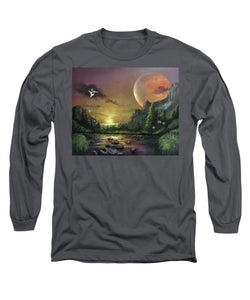 "The Art Surgeon's ""The Mating Ritual"" - Long Sleeve T-Shirt"