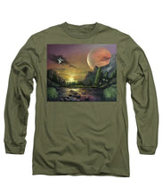 "Load image into Gallery viewer, The Art Surgeon's ""The Mating Ritual"" - Long Sleeve T-Shirt"