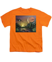 "Load image into Gallery viewer, The Art Surgeon's ""The Mating Ritual""- Youth T-Shirt"