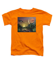 "Load image into Gallery viewer, The Art Surgeon's ""The Mating Ritual"" - Toddler T-Shirt"