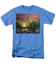 "Load image into Gallery viewer, The Art Surgeon's ""The Mating Ritual""- Men's T-Shirt  (Regular Fit)"