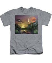 "Load image into Gallery viewer, The Art Surgeon's ""The Mating Ritual"" - Kids T-Shirt"