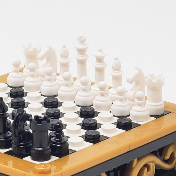 Chess Color Set - White