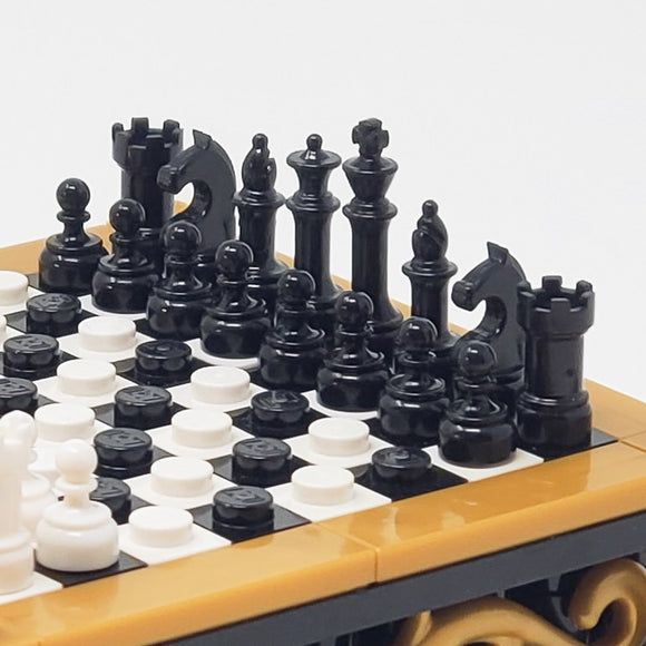 Chess Color Set - Black