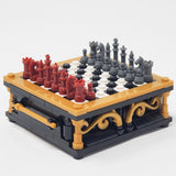Chess Color Set - Dark Red