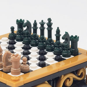 Chess Color Set - Dark Green