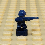 Nano Soldier - Kneeling with Rifle Variant (Single - Various Colors Available)