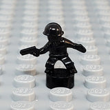Nano Soldier - Scout with Pistol Variant (Single - Various Colors Available)