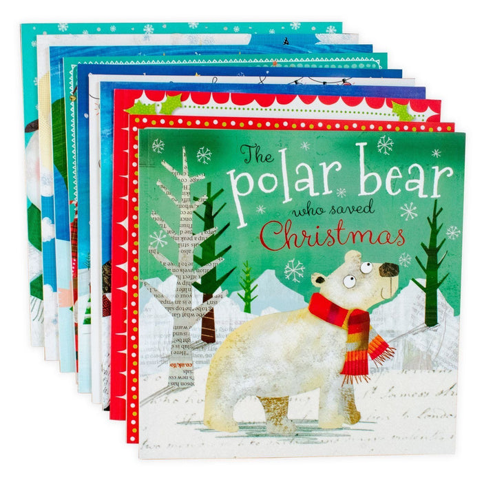 Christmas Wishes 10 Book Collection - Ages 0-5 - Paperback - Books2Door