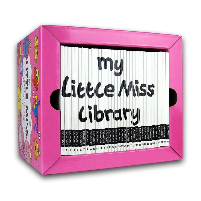 Little Miss Complete Collection - 35 Books Box Set - Books2Door