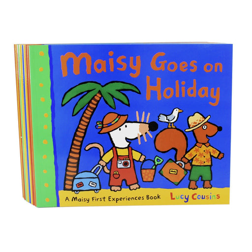 Maisy Mouse First Experiences 10 Books Collection Pack Set By Lucy Cousins- Paperback - Age 0-5 0-5 Walker Books