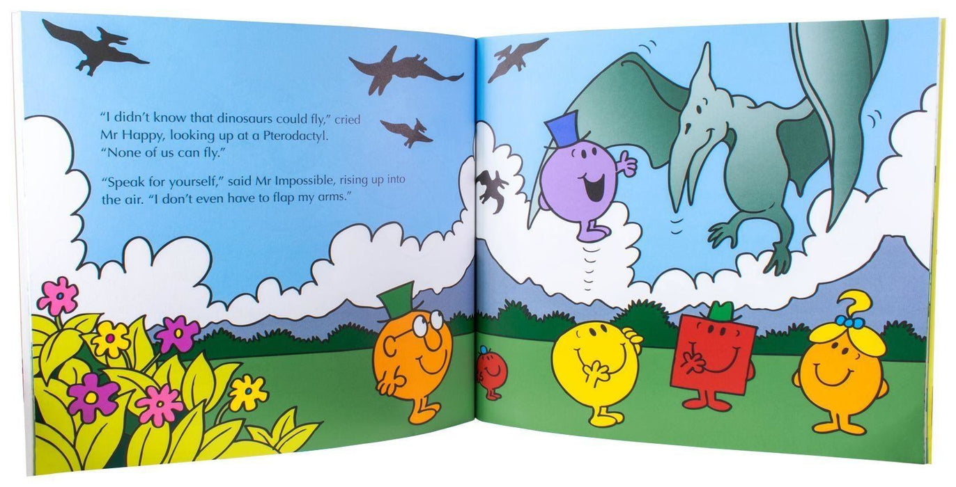 Mr. Men Adventures 9 Book Collection - Ages 0-5 - Paperback - Roger Hargreaves - Books2Door