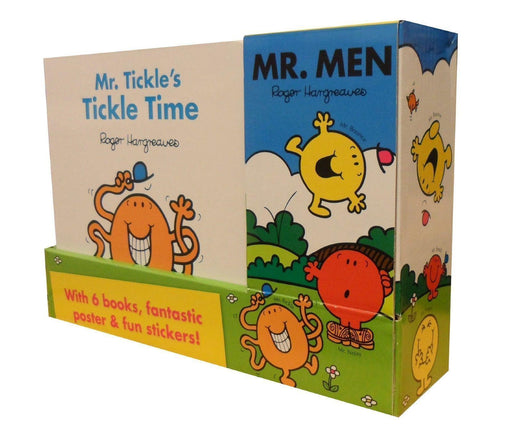 Mr. Men Board Book Collection - Ages 0-5 - Board Book - Roger Hargreaves - Books2Door