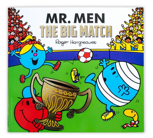 Mr Men The Big Match - Books2Door