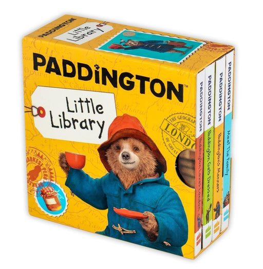 Paddington Little Library 4 Books Set - Books2Door