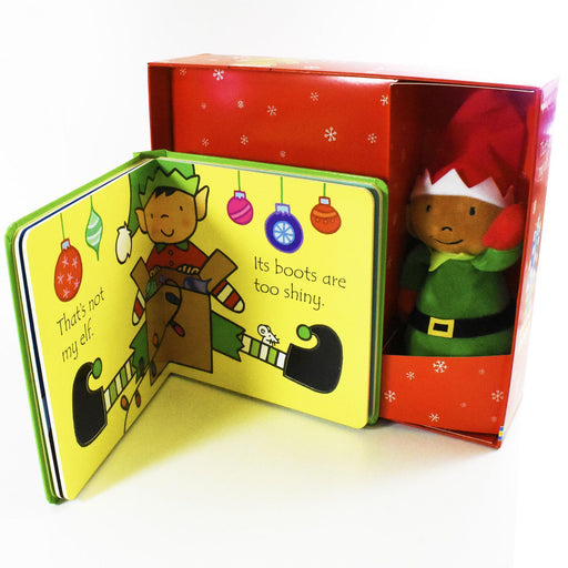 That's not my Elf and Toy - Ages 0-5 - Board Books - Fiona Watt 0-5 Usborne