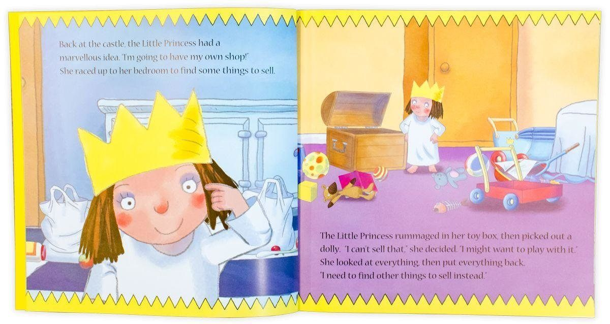 The Little Princess 10 Book Collection - Ages 0-5 - Paperback - Tony Ross 0-5 Anderson Press