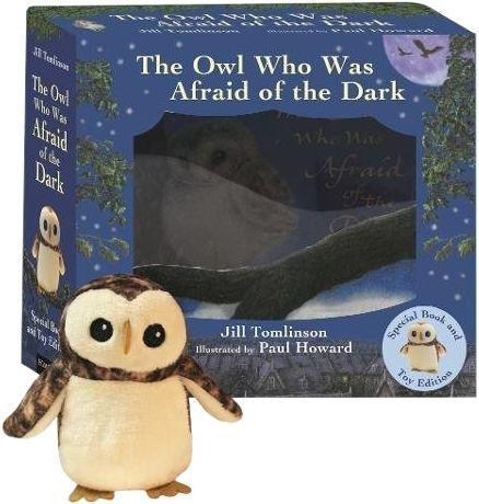 The Owl Who Was Afraid of the Dark Book & Plush Set - Books2Door
