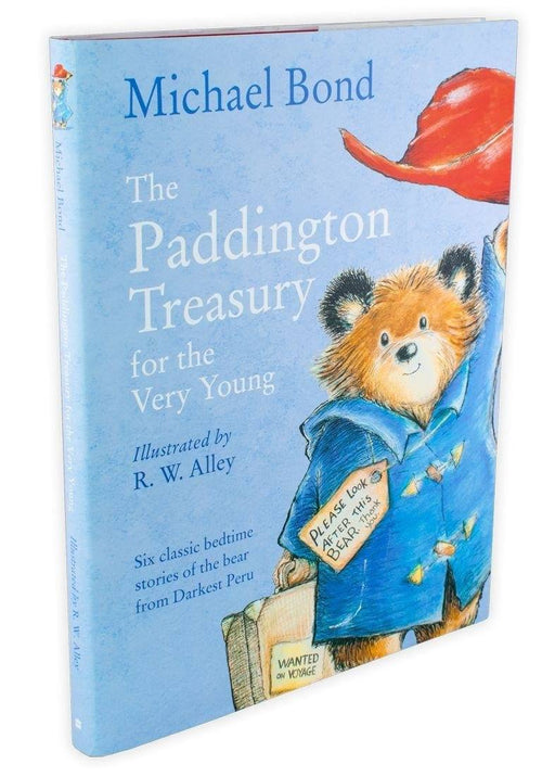 The Paddington Treasury for the Very Young, Michael Bond Hardback Book - Books2Door