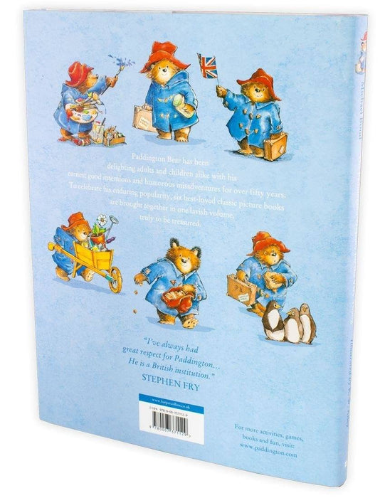 The Paddington Treasury for the Very Young, Michael Bond Hardback Book 0-5 Harper Collins
