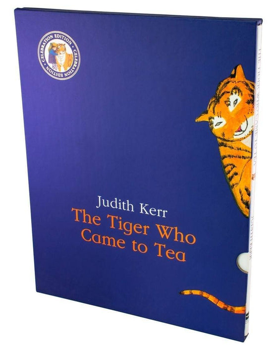 The Tiger Who Came to Tea Slipcase Edition - Ages 0-5 - Hardback - Judith kerr - Books2Door