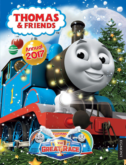 Thomas & Friends Annual 2017 - Books2Door