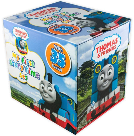 Thomas & Friends My First Story Time Box Set 35 Books in a Draw - Ages 0-5 - Paperback - Egmont - Books2Door