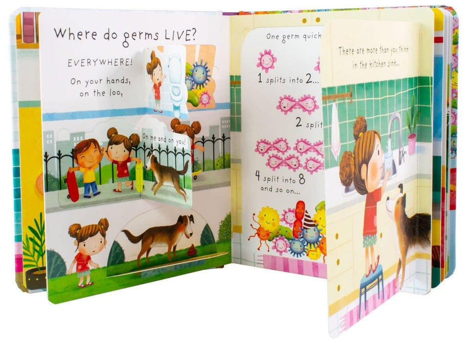 Usborne Lift-the-Flap Very First Questions and Answers 2 Book Set - Books2Door