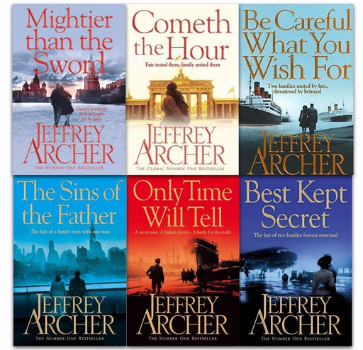Clifton Chronicles 6 Books Collection - Young Adult - Paperback - Jeffrey Archer - Books2Door