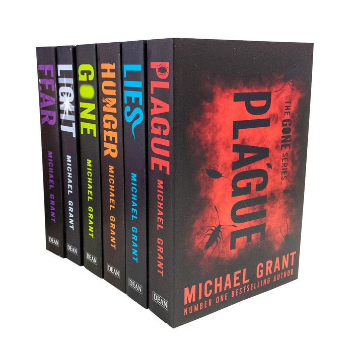 Gone Series Collection 6 Books - Young Adult - Paperback - Michael Grant - Books2Door